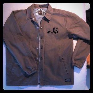 Enjoy Button Down Jacket